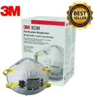 Masker 3M N95 8210 (isi 20 pcs)