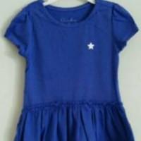 Pakaian Anak Cewek - Semi Dress Anak Circo Star Blue