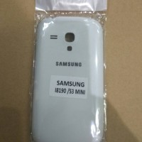 BACK COVER BACKDOOR TUTUP BELAKANG CASE BATERAI SAMSUNG I8190 S3 MINI