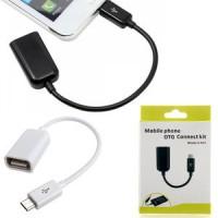 Kabel Micro USB untuk Flashdisk ke Smartphone HP (USB on the Go) OTG