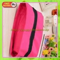 Tas Sepatu Travel Waterproof - Pink