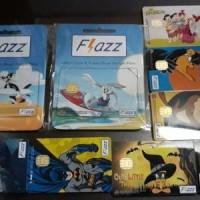 Jual BCA Flazz Edisi Khusus - Batman, Bugs Bunny, Sylvester, dkk Murah