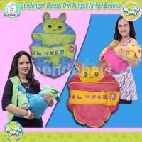 baby carrier Gendongan Samping Saku Karakter Bunny