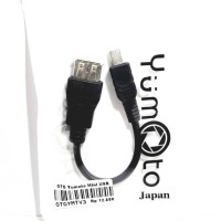OTG Kabel Mini USB 5 Pin G900 V3 Esia Hp China Tape Mobil Ontogo Cable