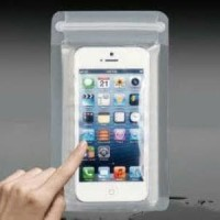 WATERPROOF POUCH (CASING ANTI AIR) IPHONE SAMSUNG SEMUA JENIS HP