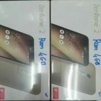 Asus zenfone 2 ram 4gb internal 32gb garansi resmi