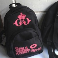 Jual  Tas Mini Kpop SNSD (GIRLS GENERATION) - Tas / Ransel / Backpack Kpop Murah