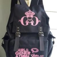 Jual Tas Kpop SNSD (GIRLS GENERATION) - Tas / Ransel / Backpack Kpop Murah