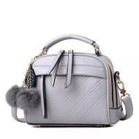 Olshop Tas Wanita Hand Bag Material Kulit Model Terbaru