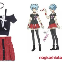 Nagisa Shiota Girl Costume