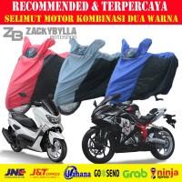 Cover Motor FUNCOVER Kombinasi Vixion, NMAX, CBR 250, Ninja, R15, R25