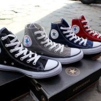 PROMO SEPATU CONVERSE ALL STAR HIGH (MURAH)