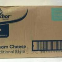 Cream Cheese Anchor / Anchor Cream Cheese Repack 1kg