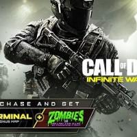 CALL OF DUTY INFINITE WARFARE - PC GAME MURAH - BISA COD BANDUNG