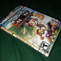 Dvd Game Play station 2 - Harvest Moon 3 Save The Homeland