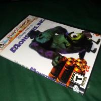 DVD Game Play station 2 - Monster Inc (Sangat Langka)
