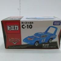 Diecast Tomica Cars Series C-10 The King DInoco NEW MIB ORIGINAL