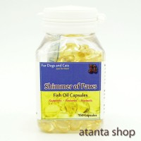 Shimmer of Paws - Fish Oil 150 Capsules for dogs and cats