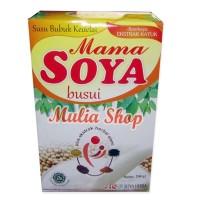 MAMA SOYA (Bubuk instant kedelai plus daun katuk,dll)