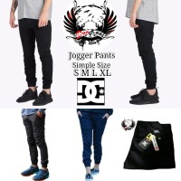 Jual Jogger Pants Celana Joger Hitam Murah