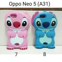 Case Stich Oppo Neo 5 / Silicon case Oppo Neo 5 Karakter Brownie GOOD