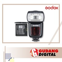 Flash godox V860 Kit for Nikon DSLR