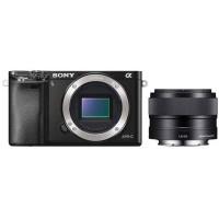 Harga mirrorless digital camera sony alpha a6000 kit lens e 35mm f 1 | Pembandingharga.com