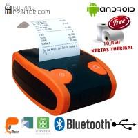 MINI THERMAL PRINTER PORTABLE BP806 (Kozure Printer Kasir Mini)