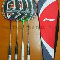 harga Raket Badminton Li Ning Import (senar + Tas + Grip) Tokopedia.com