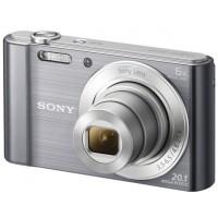 Sony DSC W810 Silver 20MP   Kamera Digital W 810 Perak Cyber-Shoot
