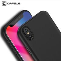 Jual Cafele Case Iphone X ( Free Tempered Glass ) Premium Casing Murah