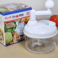 Jual Swift Chopper Multifunction Food Processor | Blender Tanpa Listrik Murah