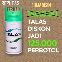 Talas Spray Water Repellent