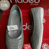 sepatu brand matahari / fladeo / alas kaki wanita mewah / flat shoes