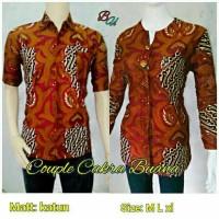 Baju Batik Couple Cakra Buana