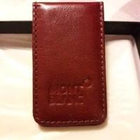 Wallet Money Clip Mont Blanc HSC002