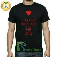 Kaos T-Shirt TGOD Taylor Gang Or Die - Reove Store