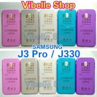 Ultrathin Softcase Samsung J3 Pro Soft Jely Back Jely Case J3 J 3 pro