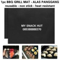 1PC BBQ GRILL MAT - NONSTICK BARBECUE MAT - ALAS PANGGANG BARBEQUE