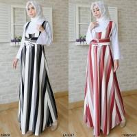 Jual OVERALL SET CARINA / MOSLEM DRESS / LONGDRESS / FASHION MUSLIM Murah