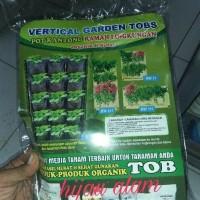 pot gantung vertical garden / pot kantong / vertical garden