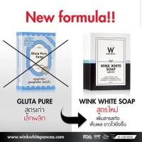 Jual GLUTA SOAP By Wink White Murah