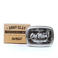 Jual OH MAN POMADE ARMY CLAY - Professional Matte 85gr Murah