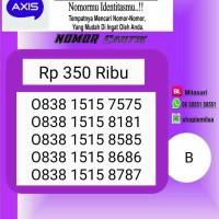 Nomor Cantik Axis Seri AbAb CdCd (0838 1515 7575) Hoki/Rapi/Unik PB1