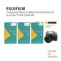 Jual Screen Protector / Tempered Glass Fujifilm XA1 XA2 XA3 X-A1 X-A2 X-A3 Murah