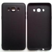 LIMITTED SoftCase Black Matte Samsung Galaxy J7 2016  J710 2016