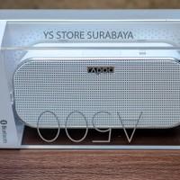 Speaker Bluetooth Portable USB - Speaker Portable USB RAPOO A500 PUTIH