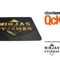 Mousepad Gaming Steelseries Qck+ NIP
