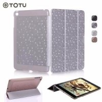 BEST PRICE TOTU Dynamic Folding Stand Leather Case for iPad Mini iPa