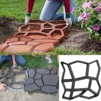 cetakan semen batu mold semen jalan paving block conblock taman garden